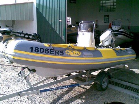 Barcos Semi-Rígidos 4.20