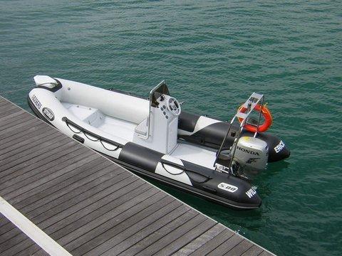 Barcos Semi-Rígidos 5.0